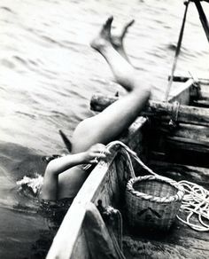 Japanese Fisher Woman
