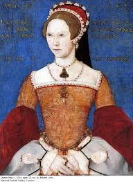 Image result for Mary Tudor Queen of England