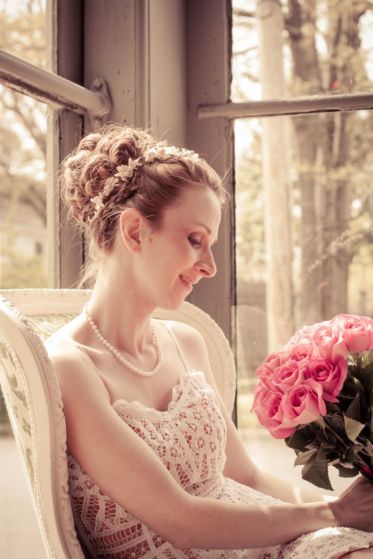 14 best bridal hair images on pinterest | hairstyles, my photo
