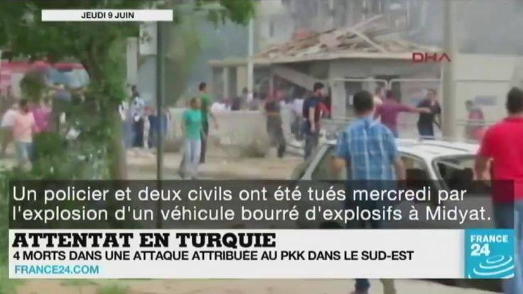 Fusillade en #Israël, guerre en #Syrie, attentat en #Turquie et tension en #Papouasie... Le point sur l'actualité en VIDÉO