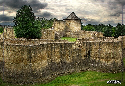 Suceava Fortress (HDR)