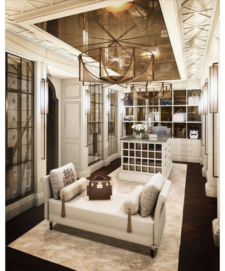 Pinterest S Walk In Closet Chandelier Ideas