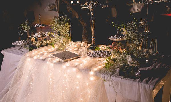 Παραμυθενιος γαμος στο Ble Azure| Σαντυ & Γιαννης - Love4Weddings