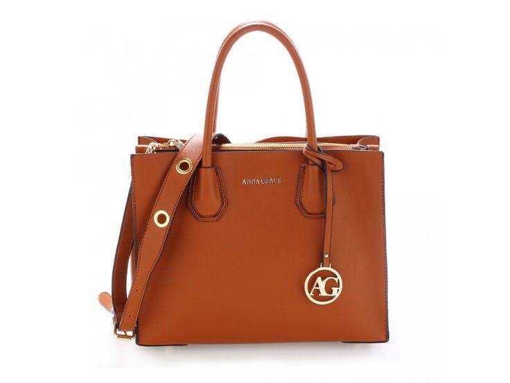 Hnedá kabelka do ruky Chloe AG00559