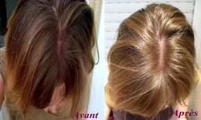 Recette Naturelle à 100% Pour Des Cheveux Plus Longs,Plus Volumineux et Plus Clairs Efficace dès la Première Fois! | Coiffure simple et facile