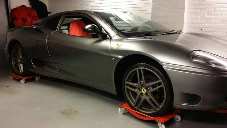Ferrari 360 Replica Peugeot 406 Coupe