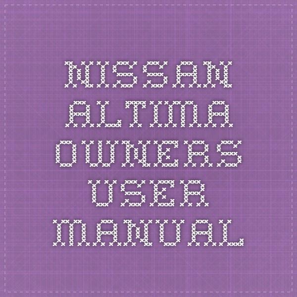 64 best nissan service repair manual pdf images on 350z owners manual 2007 nissan 350z owner's manual 2003