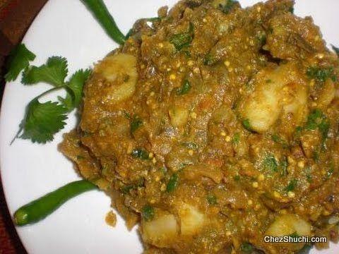 How to Cook Arbi Baingan | Indian Food | Indian Recipes