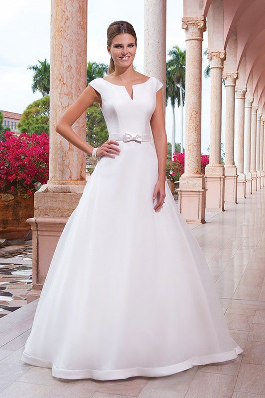 Sweet And Charming Wedding Dresses