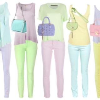 what are easter colors to wear