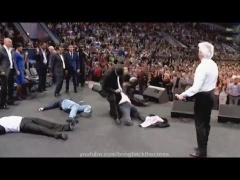 Benny Hinn & John Aarnot - Reality of the HOLY SPIRIT!!! (every christian must watch) - YouTube