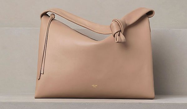 Celine Knotted Bag: Fashion, Handbags Celine Handbags, Style, Designer Handbags Celine, Celine Knotted, Beautiful Bags, Accessories, Winter 2012, Knotted Bag