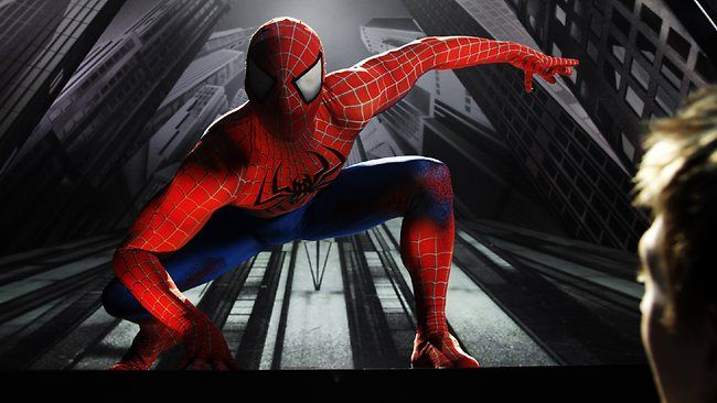 """ONE of the actors playing the comic book hero in the Broadway musical """"Spider-Man: Turn Off the Dark"""" was badly injured during a performance, a fresh reminder of the dangers facing performers in the injury-plagued show that cost $US75 million and has endured plenty of offstage drama."""