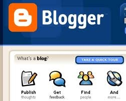 Crea tu blog gratuito.  https://blogger.com/