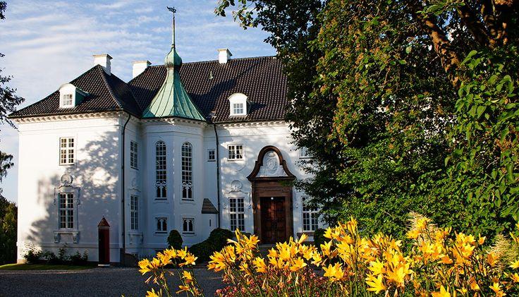 Marselisborg Palace-AARHUS-DANMARK by Felipe Escobedo (invierno) on 500px