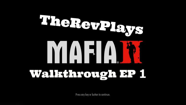 Mafia II:  Lets Play Some Ganster Shi$ - Walkthough EP1 - Gameplay Here is the start of a great 3rd person action game ! You play Vito Scaletta a up and coming mobster, based just after the 2nd world war!