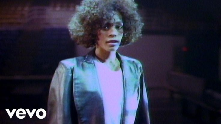 Whitney Houston - So Emotional | I don't know why I like it, I just really do...