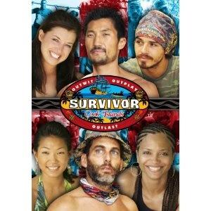Survivor: Cook Islands - The Complete Season (5 Discs) (CBS Home Entertainment)