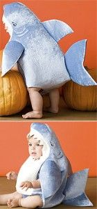 Sweet Tooth Shark Costume for Babies from babystyle | Shop entertainment | Kaboodle