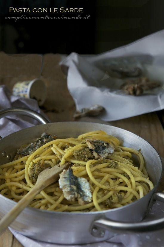 Pasta con le sarde