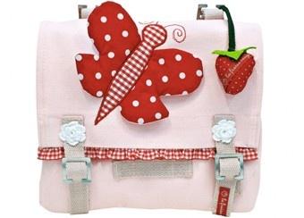 amazing butterfly kindergarden bag