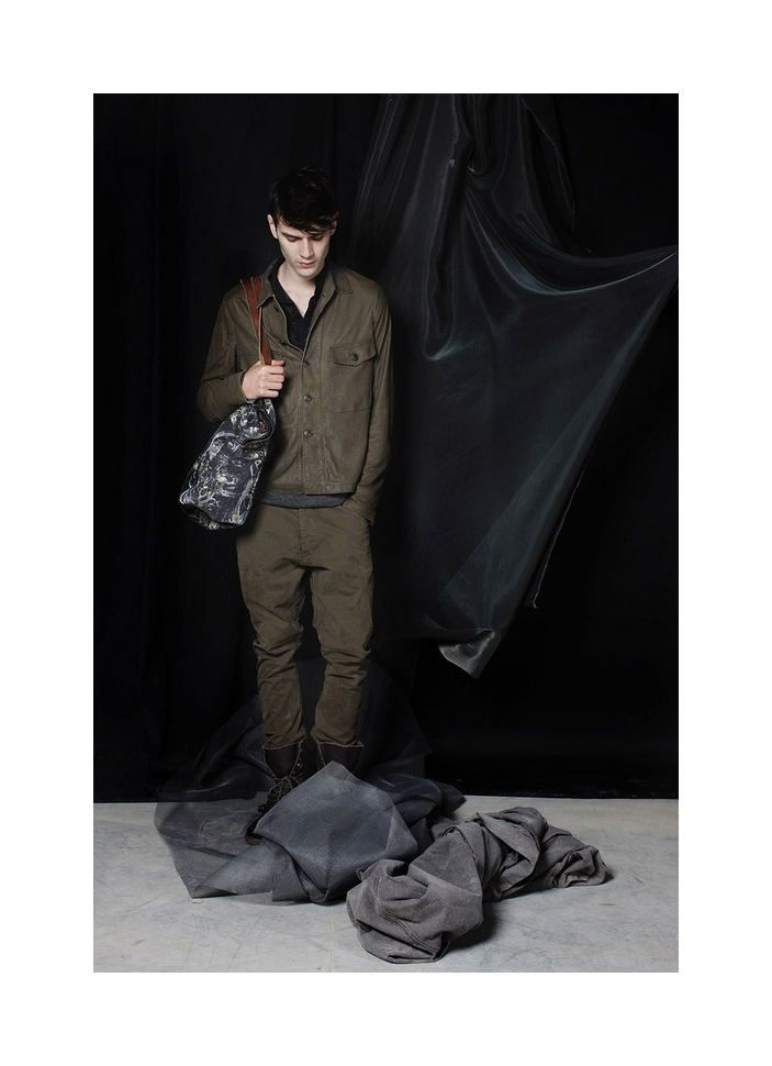 Douglas Neitzke for Diesel Black Gold Fall 2011 image douglasneitzke2