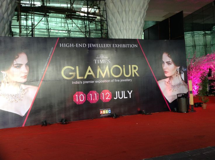 #timesglamour day 1 #mumbai show started with huge consumer footfall