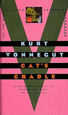 an analysis of cats cradle by kurt vonneguts Vonnegut social commentary in cats cradle essay example social commentary in vonnegut's cat's cradle kurt vonnegut's science fiction novel, cat's cradle, is chocked full of social commentary, satirical humor, and an overall pessimistic view on american society.