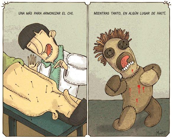 poreshito muñequito voodoo!!!! ;O; Alberto Montt