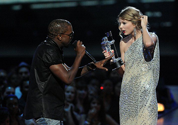 Kanye West And Taylor Swift Taylor Swift Kanye West Taylor Swift Vma Kanye West