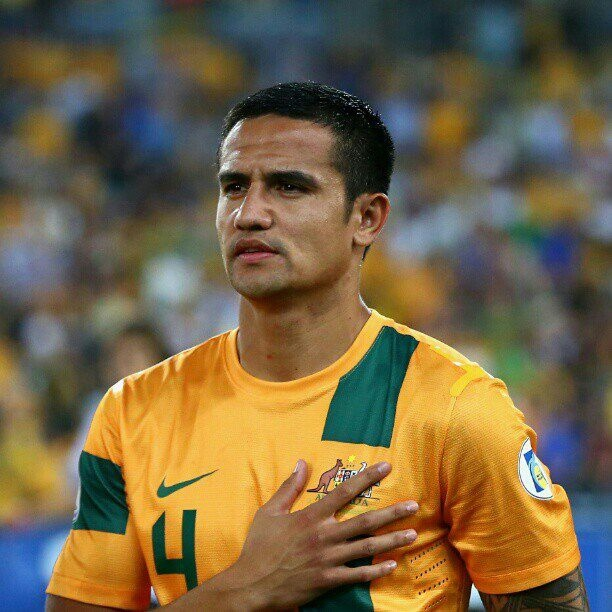 The Awesome Tim Cahill.
