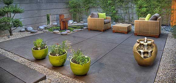 Zen Patio Garden Ideas Photograph   Patio Ideas-Zen! on Zen Patio Ideas id=29313