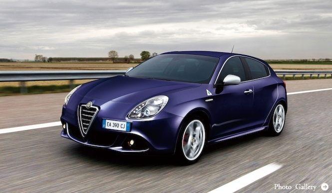 ジュリエッタ日本上陸1周年を記念した限定車|Alfa Romeo | Web Magazine OPENERS - ALFA ROMEO