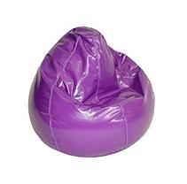 Bean Bag - Large - Wet Look Grape