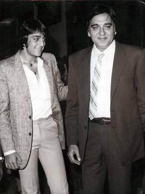 WITH SUNJAY DUTT