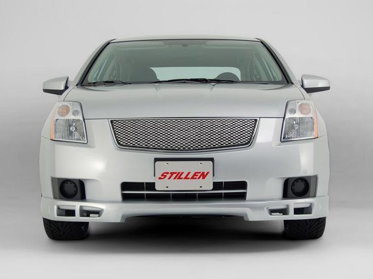 STILLEN 2007 Nissan Sentra Street Scene Speed Grille.