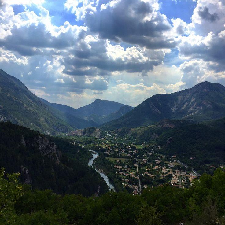 Castellane, France #view #freedom