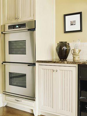 Pick Low-Profile Appliances