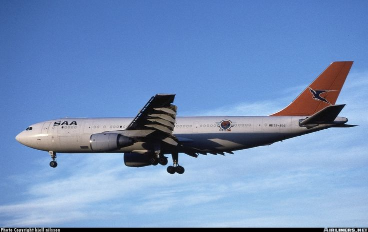 Airbus A300C4-203 aircraft picture