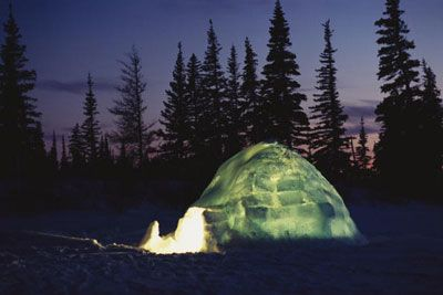 Very Last First Time - How igloos work