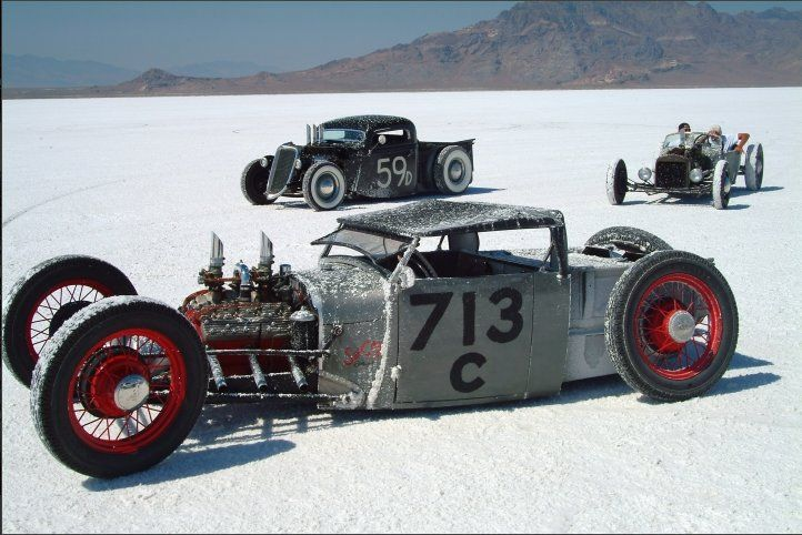 'An Ode to Salt' – Salt flat racing at Bonneville celebrated in film