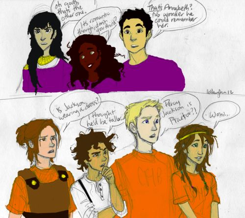George And Martha Percy Jackson | Pics | Download |