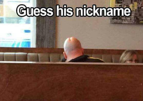 Dickhead!