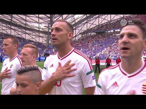 Izland vs Magyarország 1-1 8.perces Összefoglaló Gólok (EB 2016) HD