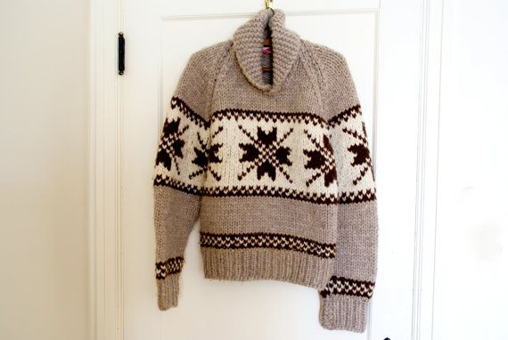 Cowichan Sweater // Knit Wool Native by Larch Trading Company