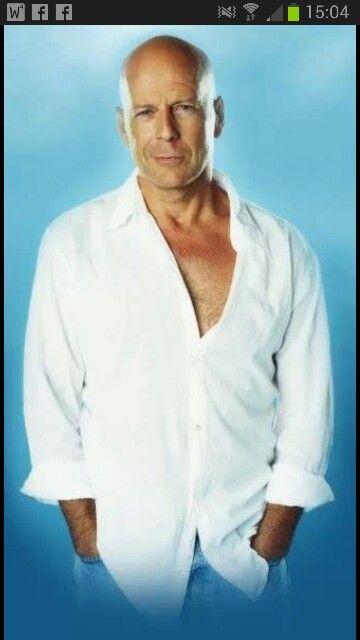 Bruce Willis | Entertainment | Pinterest | Bruce Willis, Button Shirts ... Bruce Willis
