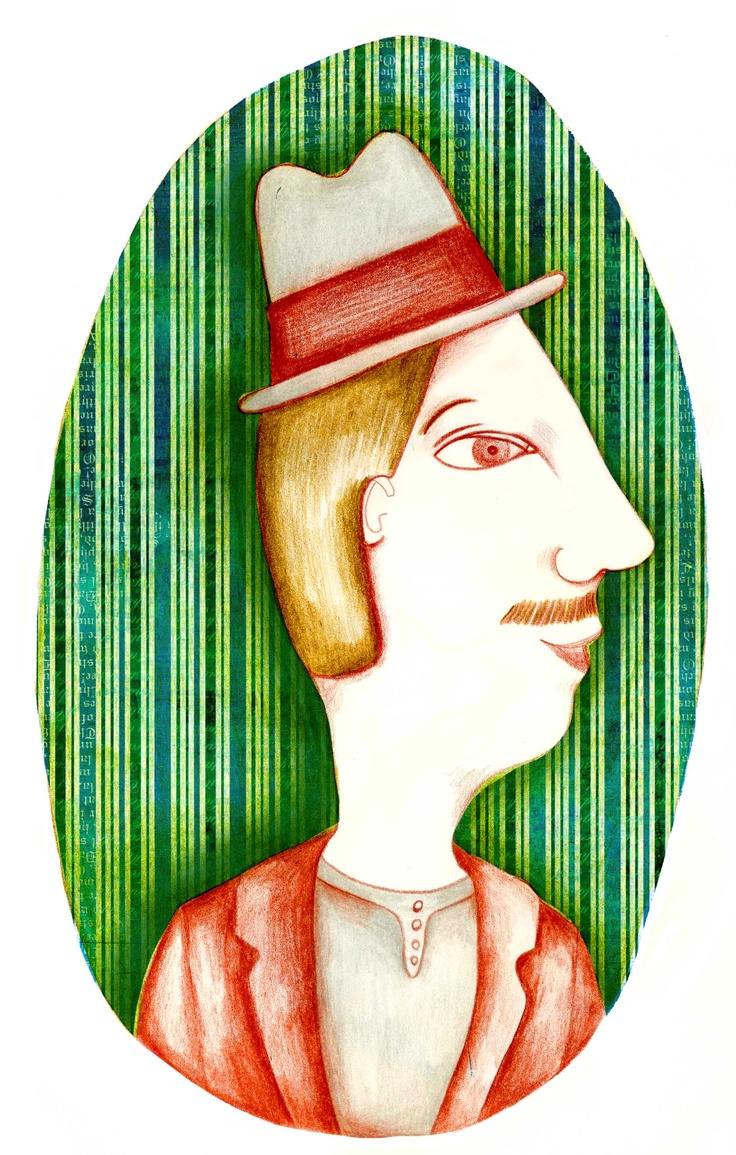 Edmond - Olivia Paroldi Illustration  http://lolive.ultra-book.com/book