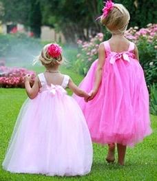 tutu flower girl dresses for weddings | Flower Girl Dress For Weddings