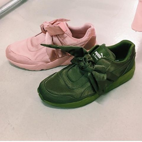 PUMA X FENTY SS17 Collection by @badgalriri