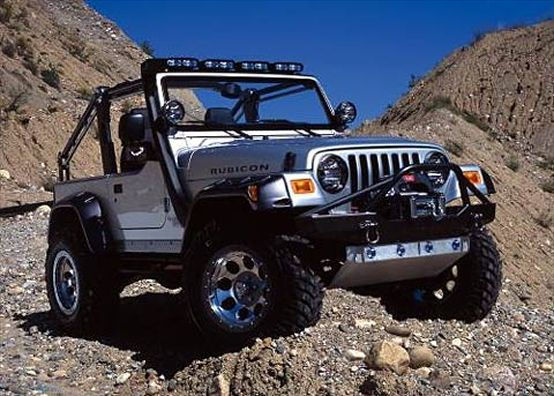 Tomb Raider Lara Croft to Drive Special Jeep Wrangler Rubicon Photo Gallery